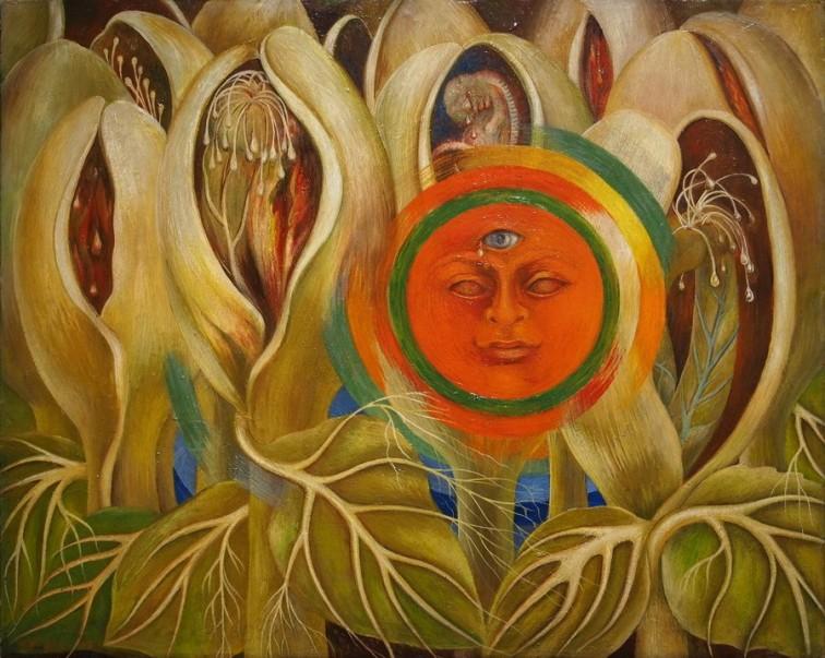 frida kahlo zon en leven